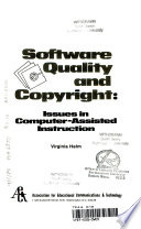 Software Quality and Copyright