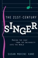 The 21st Century Singer Pdf/ePub eBook