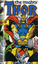 Thor Visionaries