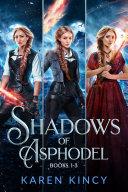 Shadows of Asphodel Box Set: A Fantasy Romance Trilogy