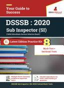 DSSSB Sub Inspector  SI    10 Mock Test