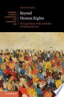 Beyond Human Rights