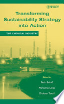 Transforming Sustainability Strategy into Action Book