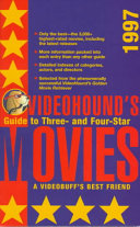 1997 Videohound s Guide to Three and Four Star Movies Book