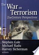 The War on Terrorism Book