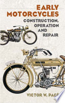 Early Motorcycles Book PDF