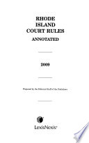General Laws of Rhode Island, 1956