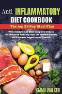 Anti Inflammatory Diet Cookbook