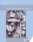 2009 Annual Review of Development Effectiveness  : Achieving Sustainable Development