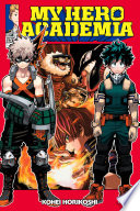 My Hero Academia, Vol. 13