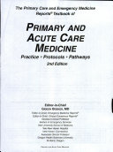 Textbook Of Primary And Acute Care Medicine Book PDF