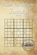 I Love You Grandpa Sudoku - 276 Logic Puzzles Pdf