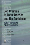 Job Creation in Latin America and the Caribbean