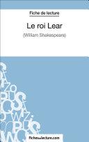 Le roi Lear Pdf/ePub eBook