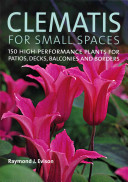 Clematis for Small Spaces