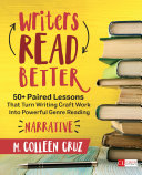Writers Read Better: Narrative Pdf/ePub eBook