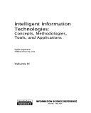 Intelligent Information Technologies