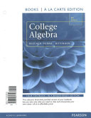College Algebra   Mymathlab With Pearson Etext Access Card