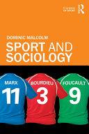 Sport and Sociology [Pdf/ePub] eBook