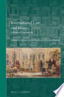 International Law And Islam