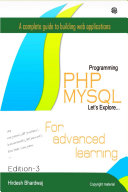 PHP Mysql For Advanced Learning Pdf/ePub eBook