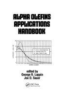 Alpha Olefins Applications Handbook