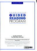 Scholastic Guided Reading Program
