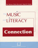 The Music and Literacy Connection Book