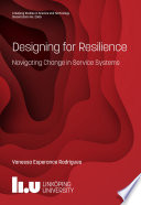 Designing for Resilience