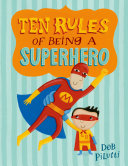 Ten Rules of Being a Superhero Pdf/ePub eBook