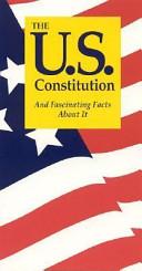 The U  S  Constitution Book PDF