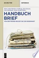 Handbuch Brief