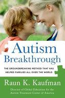 Pdf Autism Breakthrough