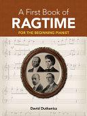 A First Book of Ragtime Pdf/ePub eBook