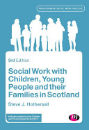 Social Work with Children, Young People and Their Families in Scotland [Pdf/ePub] eBook