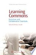 Learning Commons Book PDF