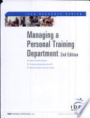 Managing a Personal Training Department