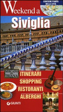 Guida Turistica Siviglia. Itinerari, shopping, ristoranti, alberghi Immagine Copertina