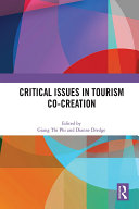 Pdf Critical Issues in Tourism Co-Creation Telecharger