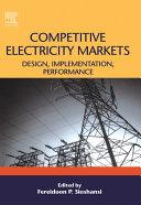 Competitive Electricity Markets [Pdf/ePub] eBook