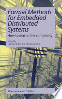 Formal Methods for Embedded Distributed Systems Book