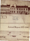 Annual Report Of The City Librarian