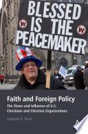 Faith and Foreign Policy