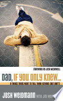 Dad  If You Only Knew    Book
