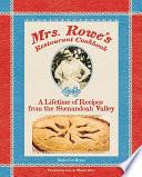 The Mrs. Rowe Family Restaurant Cookbook
