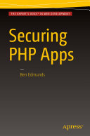 Securing PHP Apps