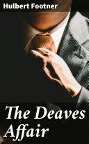 The Deaves Affair Pdf/ePub eBook