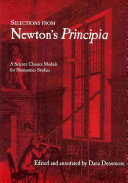 Selections from Newton s Principia