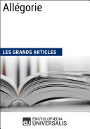Allégorie (Les Grands Articles d'Universalis)
