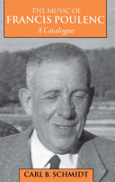 Pdf The Music of Francis Poulenc (1899-1963) Telecharger